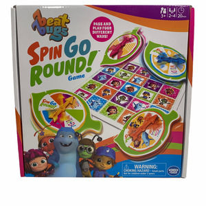 Beat Bugs Spin Go Round Game